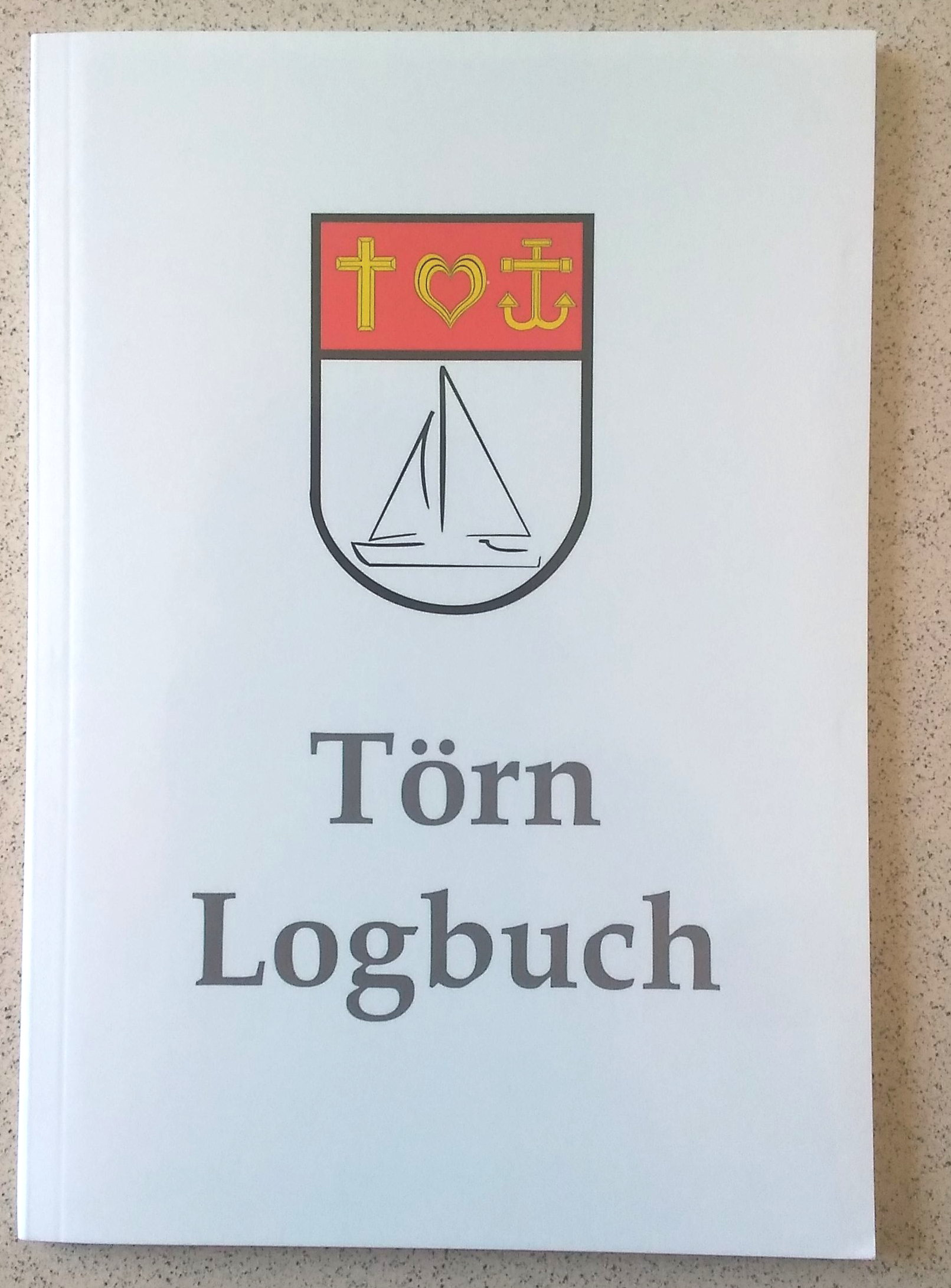 Törn Logbuch Cover Amazon