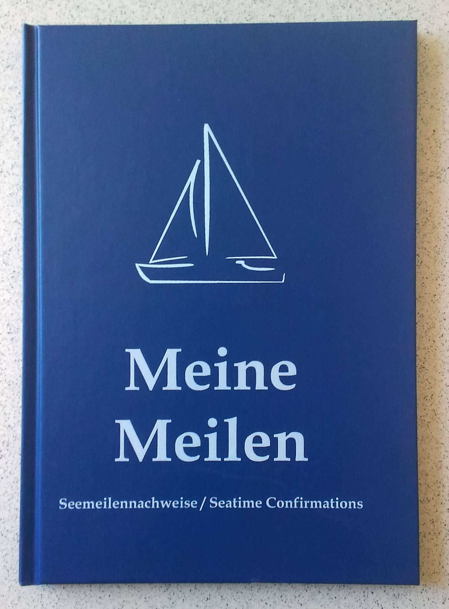 Meine Meilen Cover Amazon